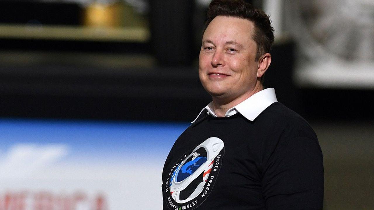 La fortune du fondateur de Tesla, Elon Musk, a bondi de 76 à 103milliards de dollars.