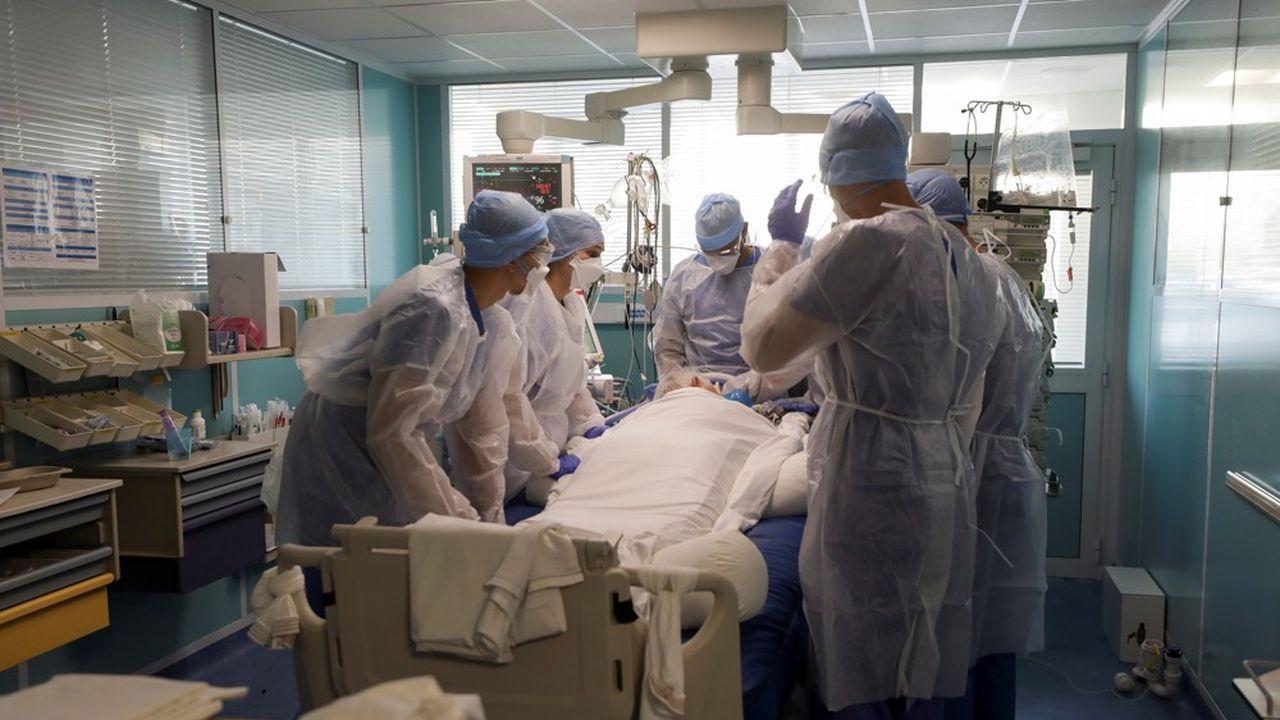 Le Covid-19 peut toucher plusieurs organes, y compris le système nerveux.