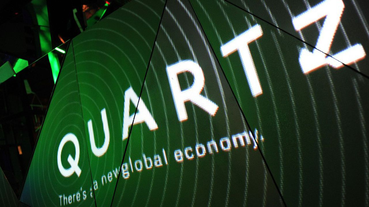 Fondée en 2012 par Atlantic Media afin de couvrir l'actualité business avec un fort prisme international, Quartz était devenu une marque reconnue dans le milieu des affaires.