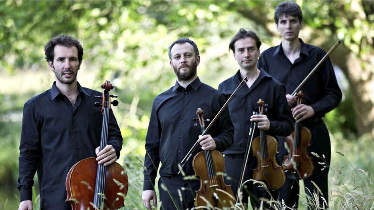 Le programme du Quatuor Béla met le cap sur l'Amérique pour croiser les saisissants «Black Angels» de George Crumb et les «Stringsongs» de Meredith Monk.