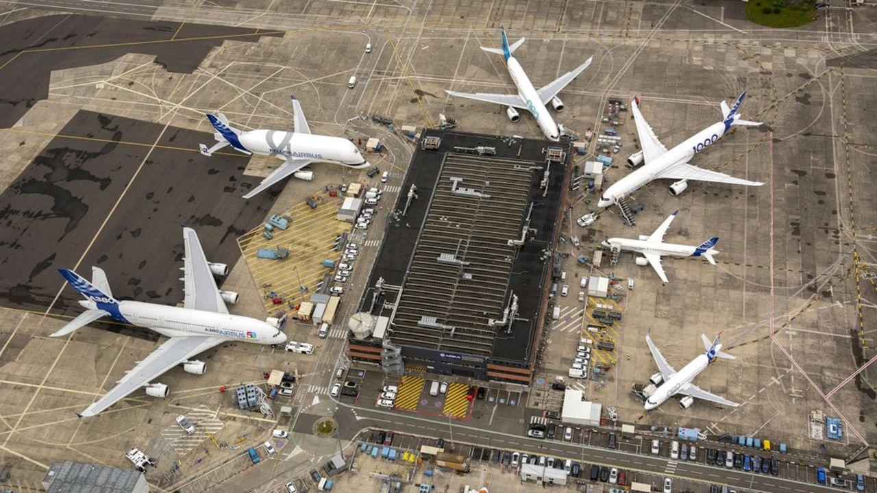 Le secteur aéronautique est touché de plein fouet par la pandémie.