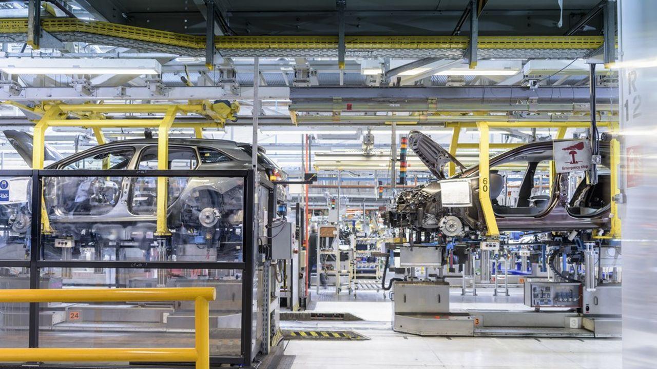 Pendant la crise du coronavirus, Segula Technologies a bénéficié de son savoir-faire lié à l'automobile, comme la mise en place rapide de lignes de production.