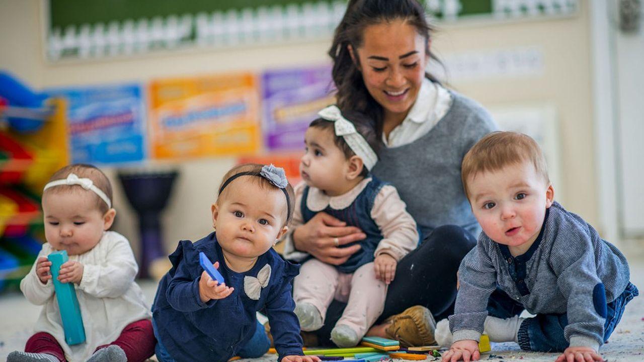 Ces «occupations ludiques» sont accessibles de 18h30 à 20h30 sur réservation pour les enfants à partir de 2 ans.