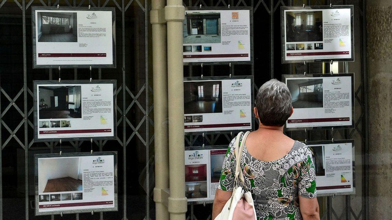 A Lyon et Villeurbanne le loyer moyen au mètre carré toutes surfaces confondues s'établit à une douzaine d'euros. Il monte à 16,20euros pour les petites surfaces.