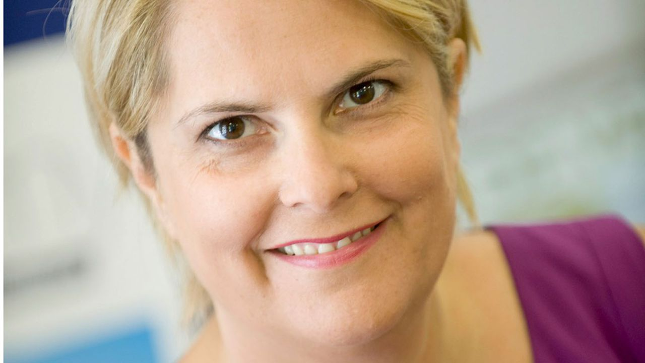 Evelyne Platnic Cohen, présidente-fondatrice de Booster Academy.