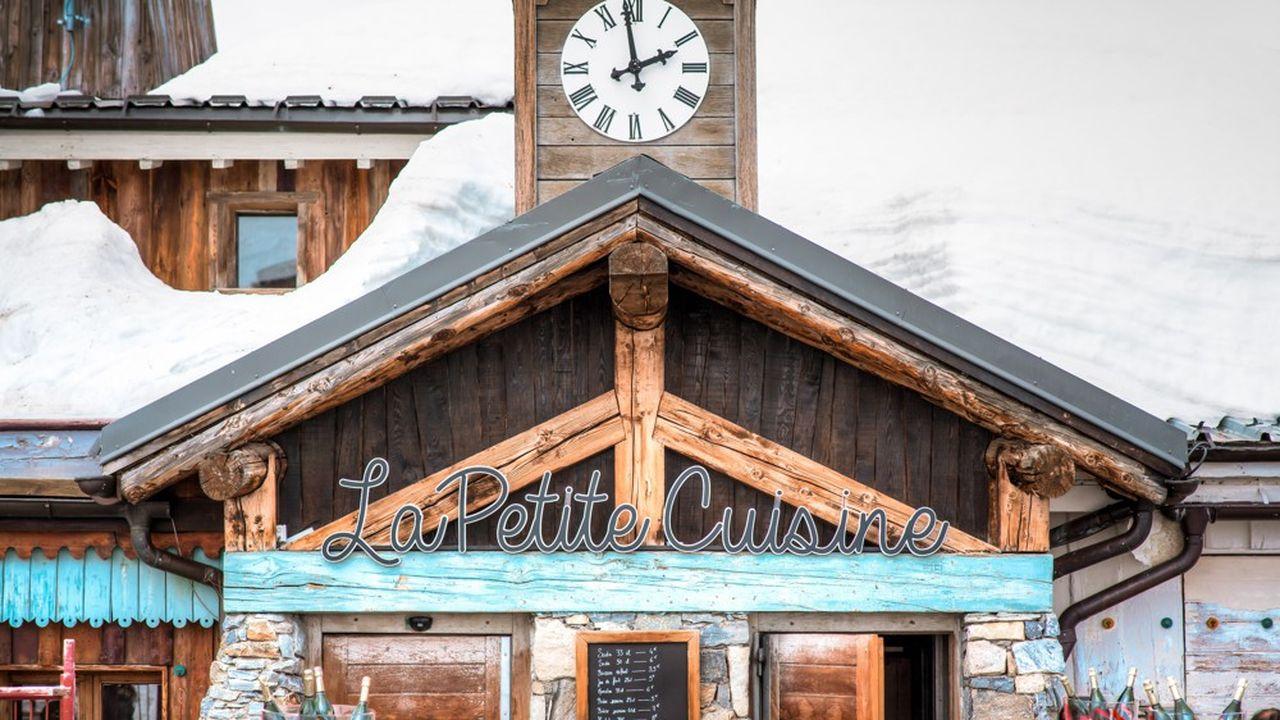 La Folie Douce travaille avec maints producteurs des vallées qui les fournissent quotidiennement en produits de saison.