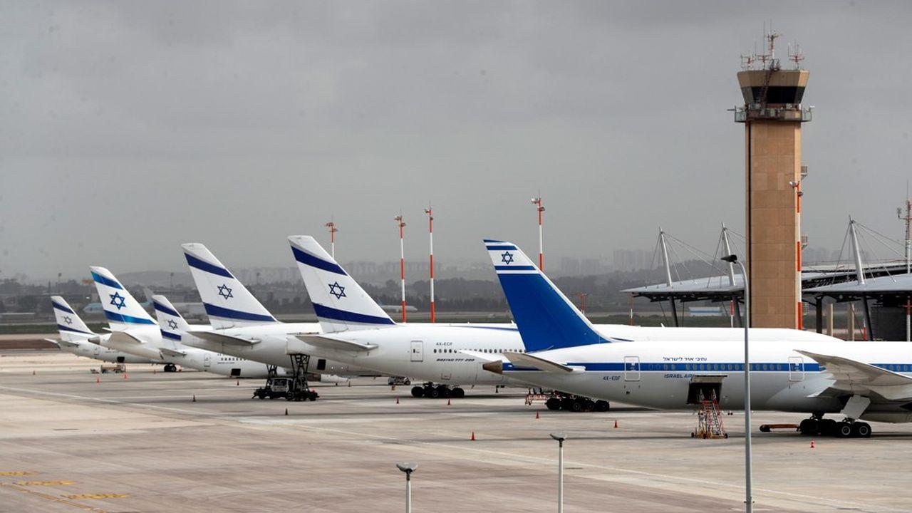 Les avions d'El Al, stationnés à l'aéroport Ben Gourion de Tel Aviv depuis le 1erjuillet, ne resteront pas cloués au sol.