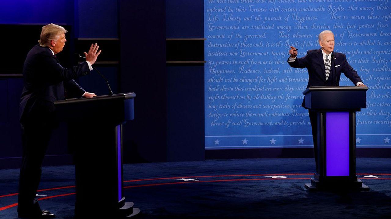 Le premier débat entre Donald Trump et Joe Biden, la semaine dernière, risque d'être le seul de cette présidentielle.