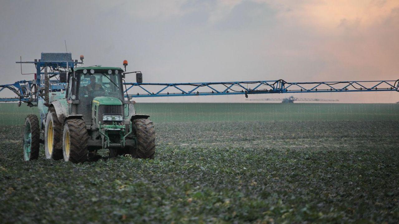 Les quantités de plus en plus importantes d'azote utilisées en agriculture dans le monde ont entraîné une forte hausse des émissions de protoxyde d'azote dans l'atmosphère au cours des dernières décennies.