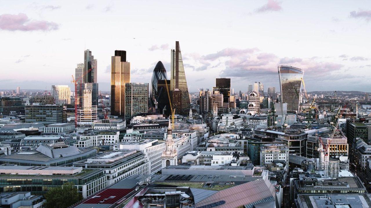 La City concentre une partie importante du trading sur le marché secondaire des actions