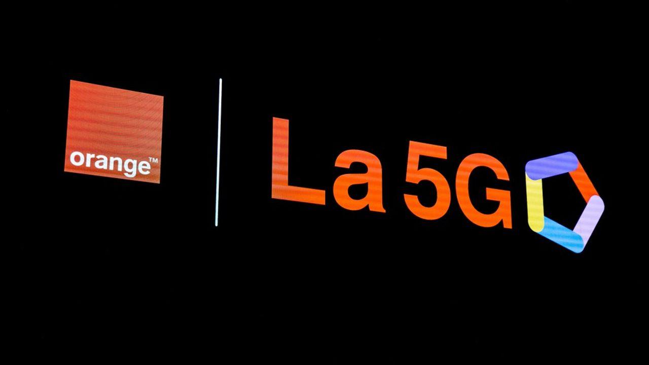 Orange a lancé ce jeudi quatre forfaits mobiles 5G compatibles allant de 30euros à 80euros pour les clients actuels et de 40euros à 95euros pour les nouveaux abonnés.