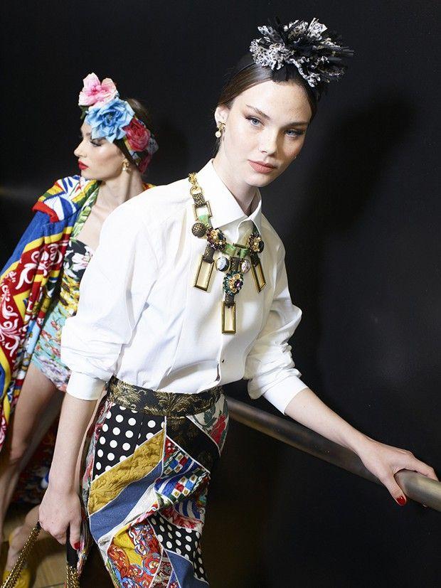 Dolce & Gabbana célèbre les femmes dans la joie et la vie.