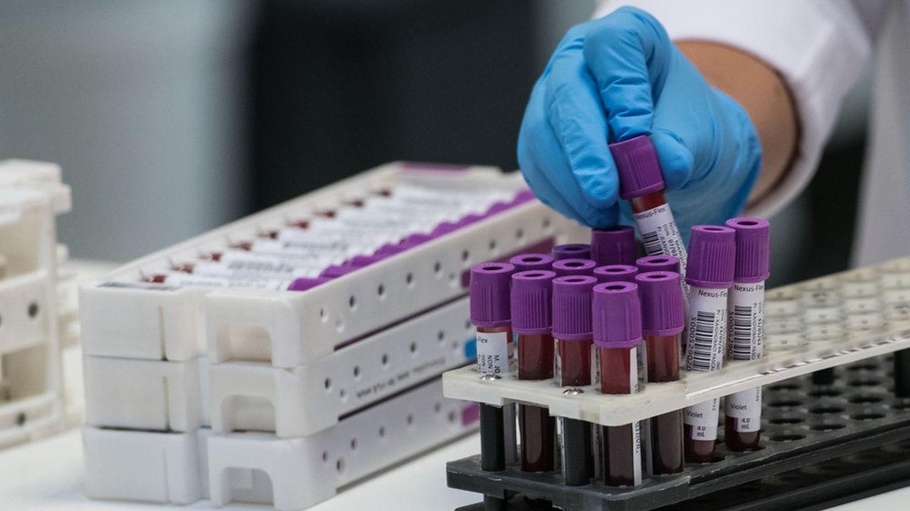 Quelque 12.400 prélèvements sanguins ont été réalisés pour cette étude.