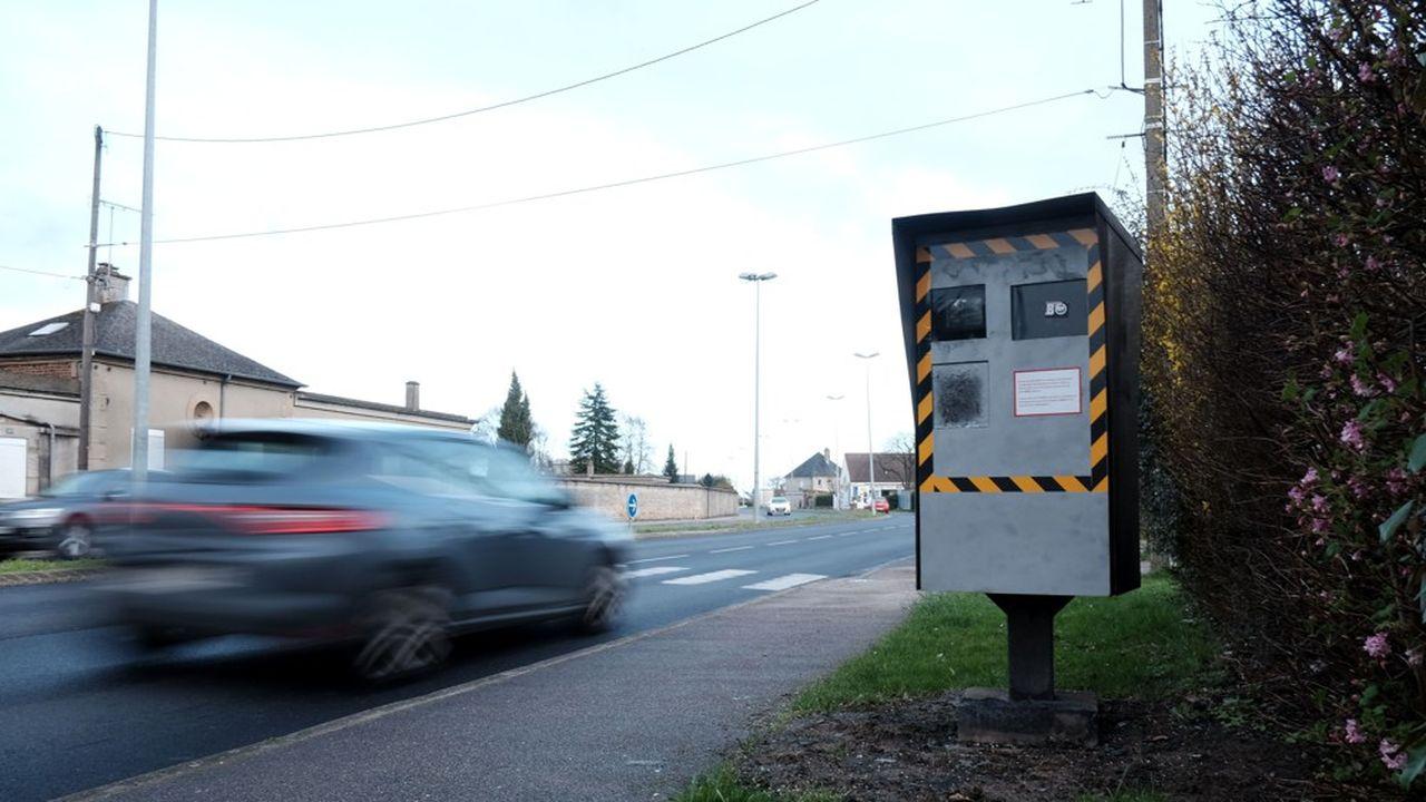 Les pouvoirs publics constatent une baisse de la vitesse sur les routes.