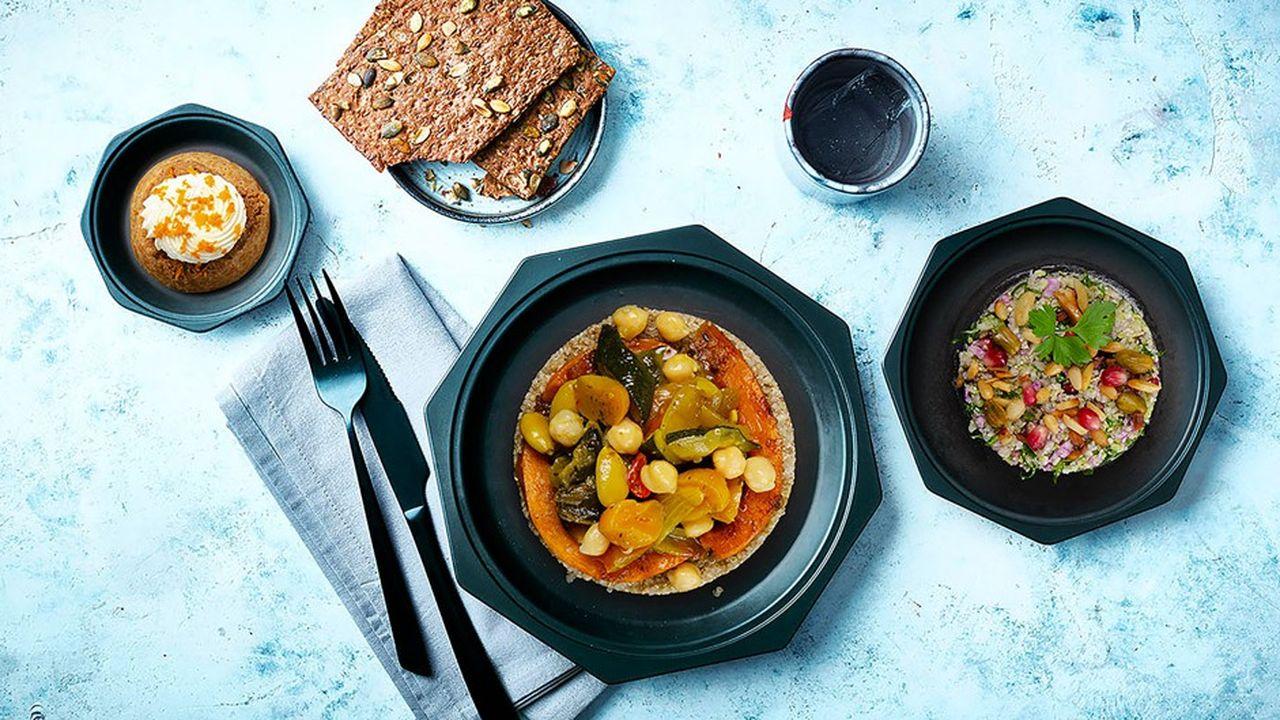 En Normandie, Erisay Réceptions lance un plateau-repas écologique en partenariat avec la start-up parisienne Le Cercle
