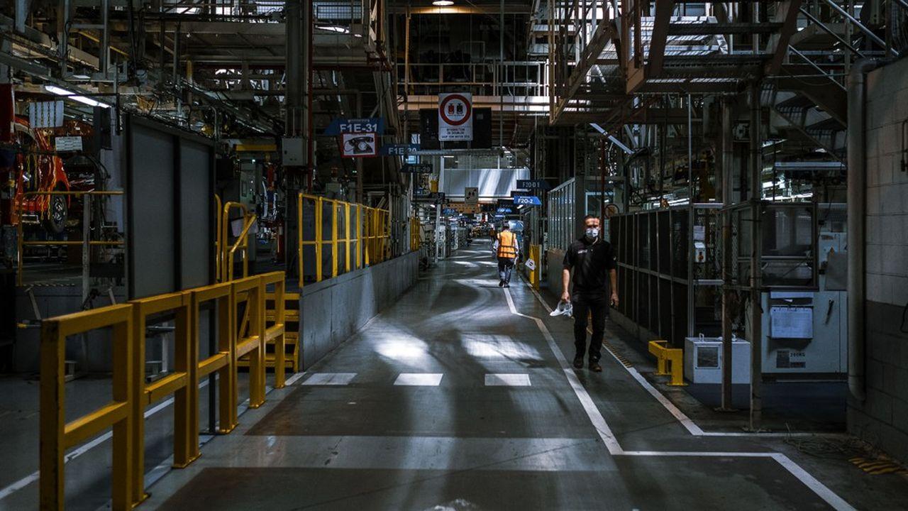 L'usine Toyota à Onnaing. On redécouvre les vertus de l'industrie comme pourvoyeuse de « bons » emplois