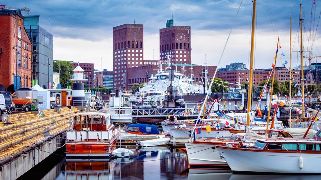 Le fonds souverain norvégien gère 973milliards d'euros