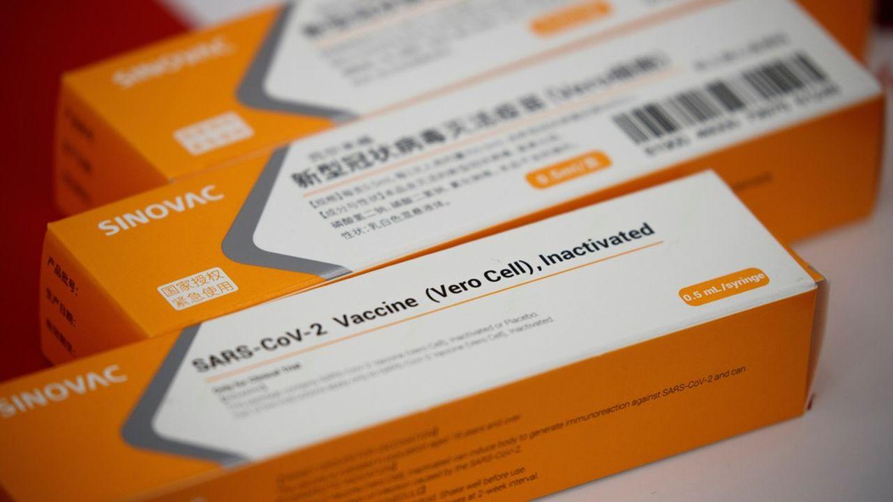 La Chine rejoint l'initiative Covax pour distribuer des vaccins contre les coronavirus
