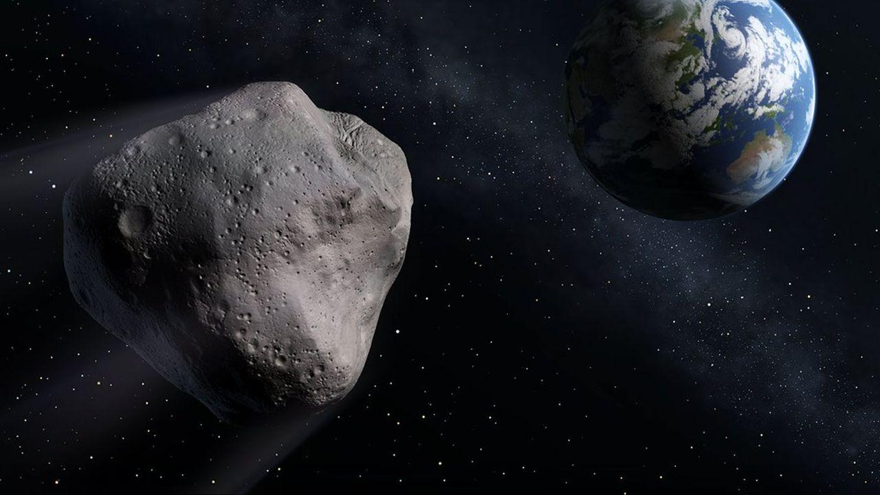 Statistiquement, un astéroïde de 140mètres ou plus frappe la Terre une fois tous les 10.000ans. Un astéroïde de 1km ou plus, une fois tous les 500.000ans.