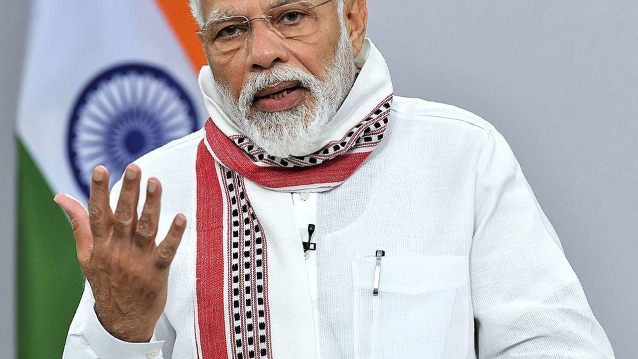 En dépit de mauvaises performances économiques, le Premier ministre Narendra Modi est épargné et conserve une marge de manoeuvre politique confortable.
