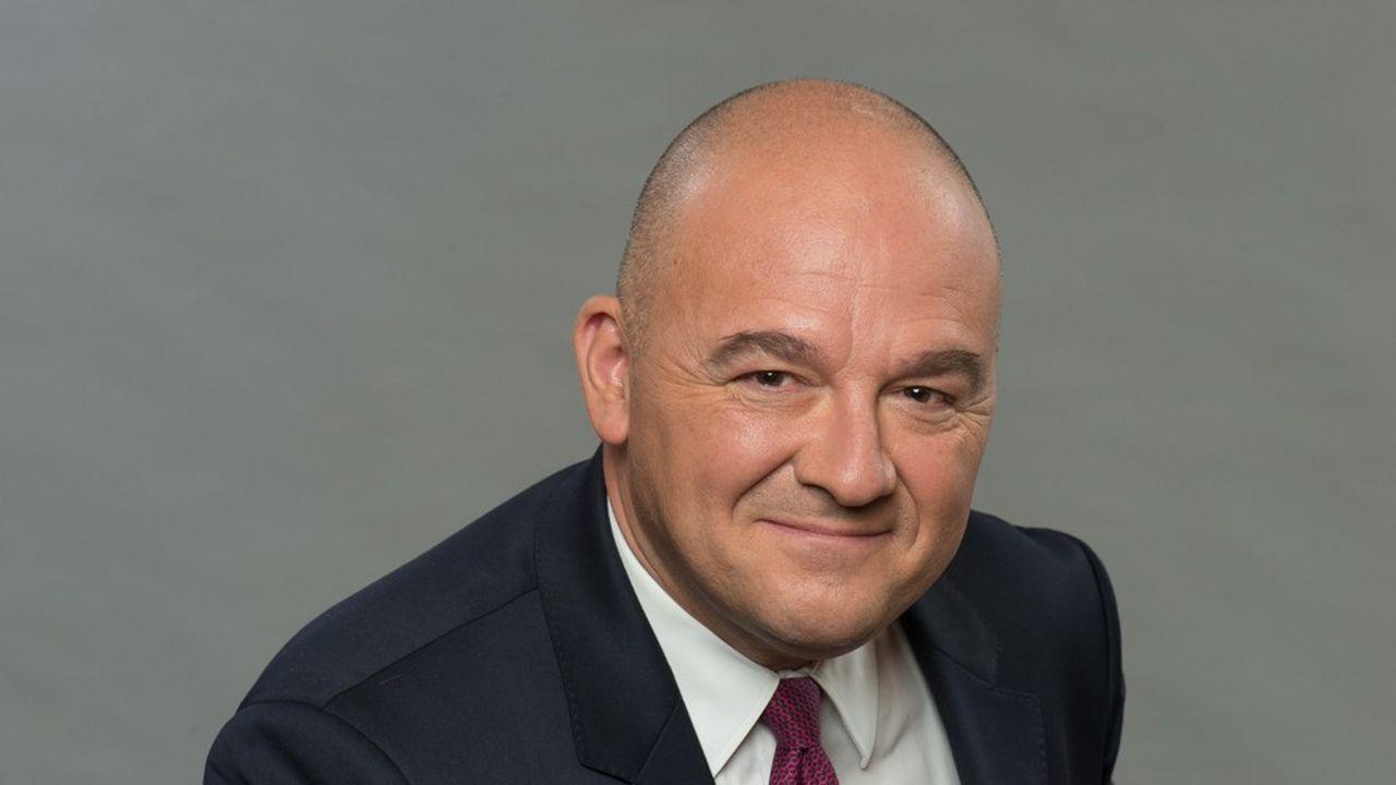 Stéphane Boujnah est PDG d'Euronext depuis novembre2015.