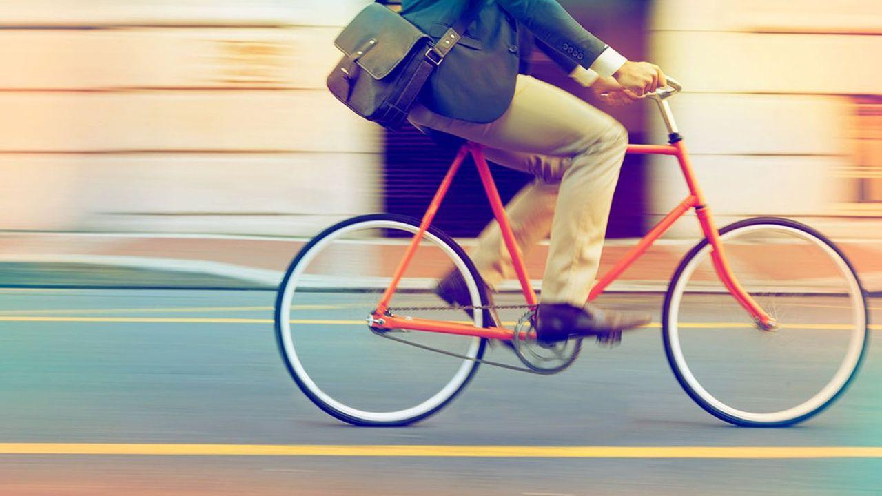 L'absence de lieux pour se garer est considérée comme un frein majeur aux déplacements de proximité à bicyclette.