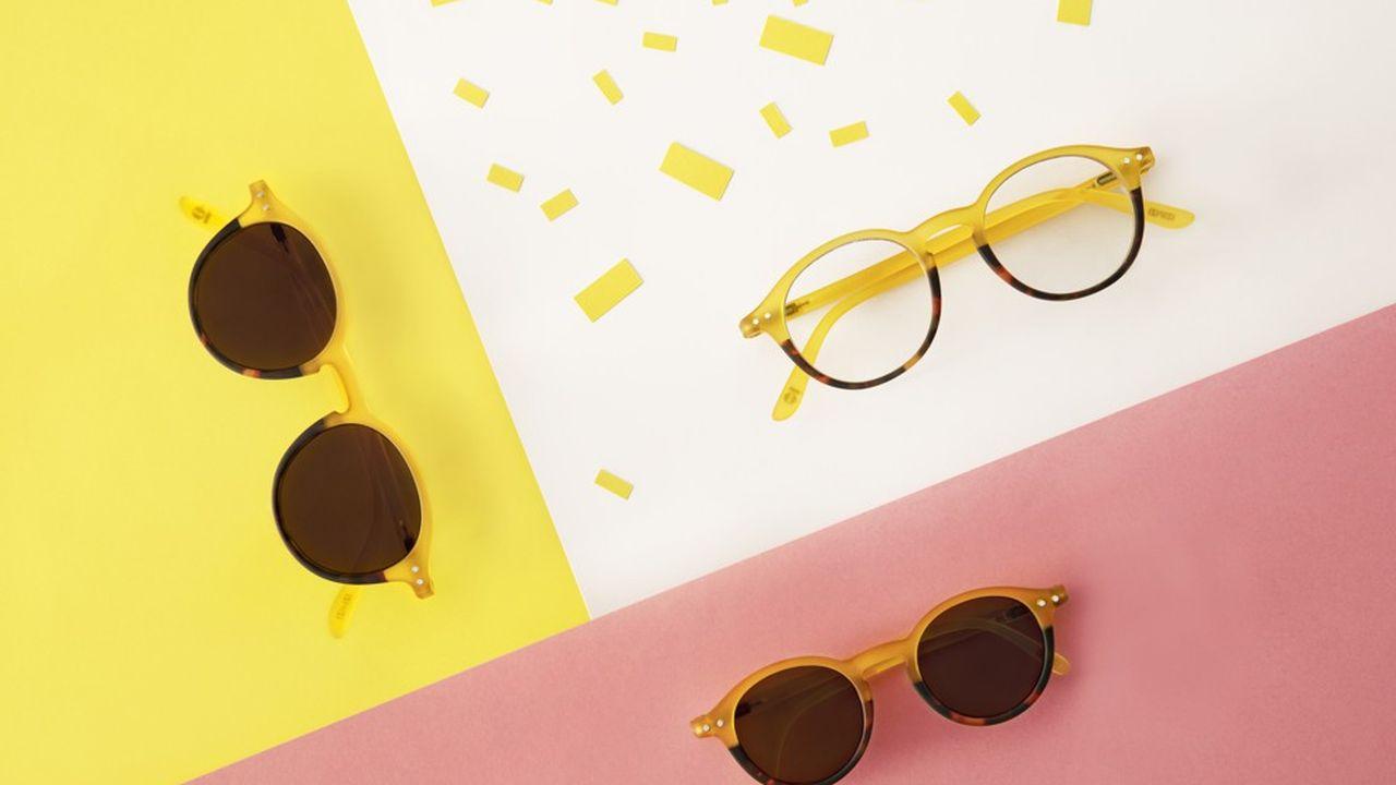 Dix ans après sa création, les ventes de lunettes de lecture constituent la majorité de ses ventes devant les lunettes de soleil