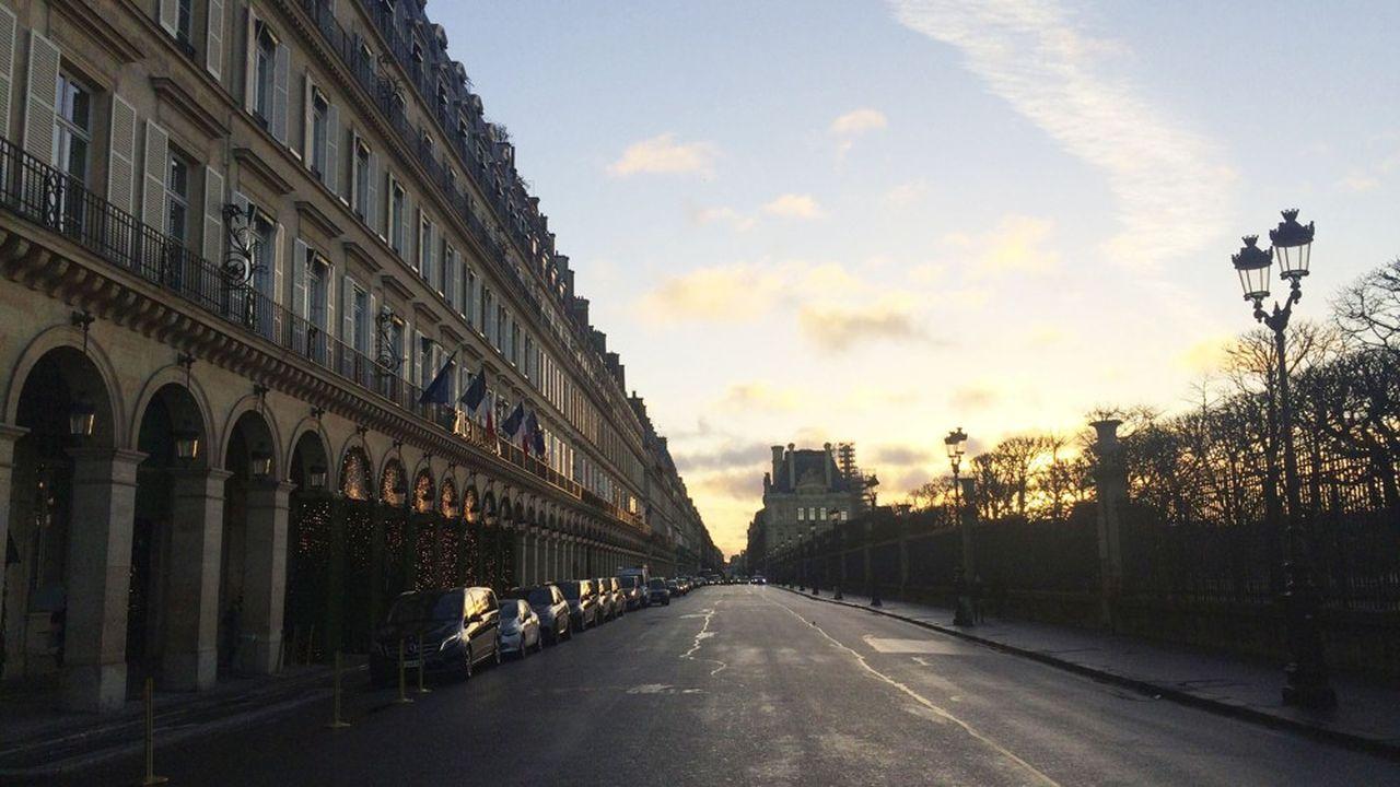 Michel Paris, le président de la société d'investissement PAI Partners, cède les commandes à trois associés clés.