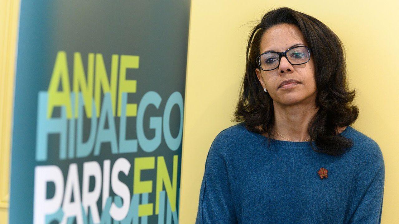 Audrey Pulvar est adjointe au maire de Paris en charge de l'alimentation durable, de l'agriculture et des circuits courts.
