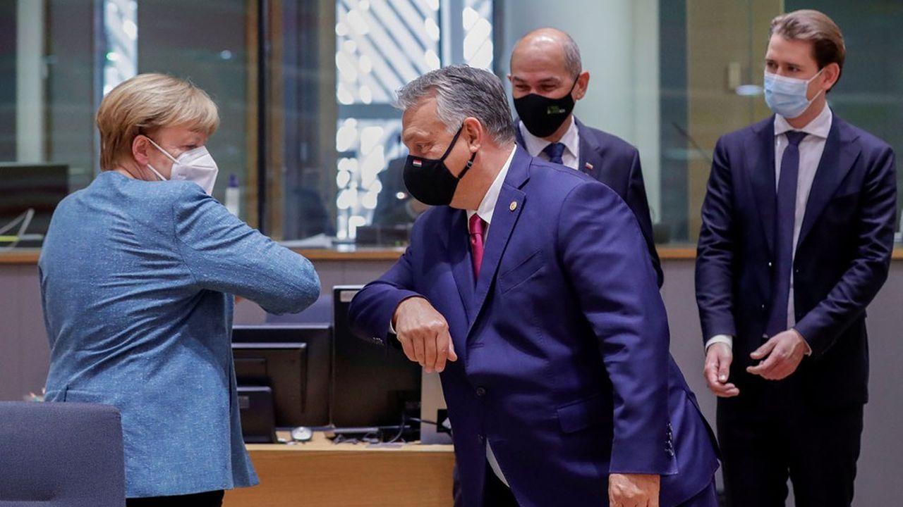Le représentant de la Hongrie à Bruxelles a rejeté le compromis proposé par la présidence allemande du conseil del'Union européenne.