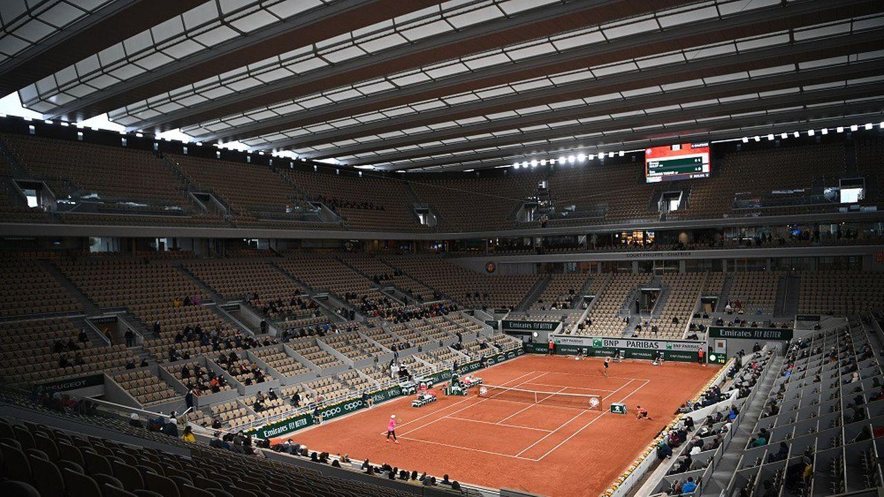 Le tournoi de Roland-Garros se joue d'habitude en juin.