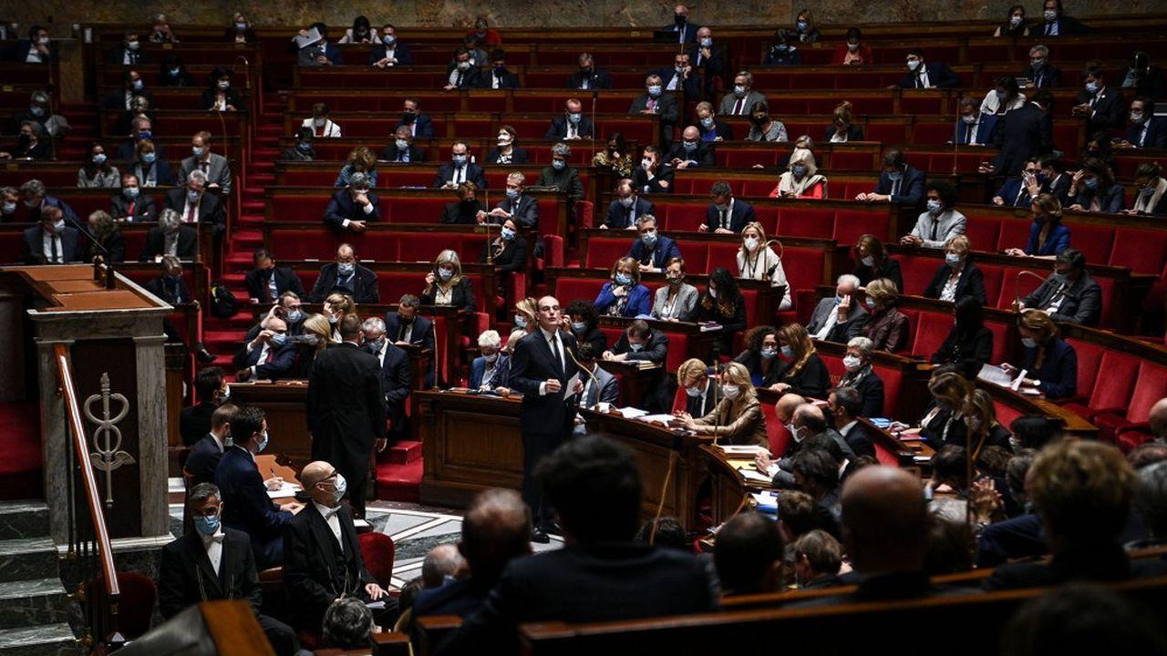Le gouvernement de Jean Castex lance cette semaine l'examen de son budget 2021 par l'Assemblée nationale.