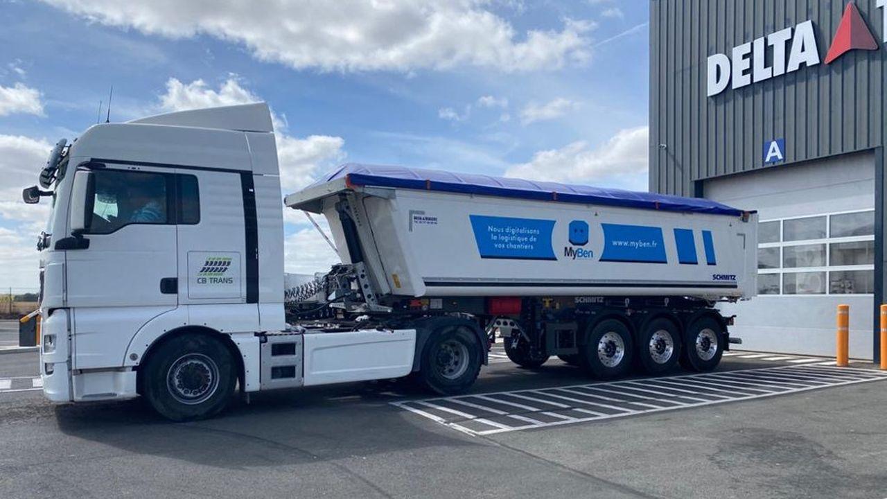 la société comptabilise plus de 350.000 tonnes de déchets évacuées grâce aux plus de 2.000 véhicules inscrits.