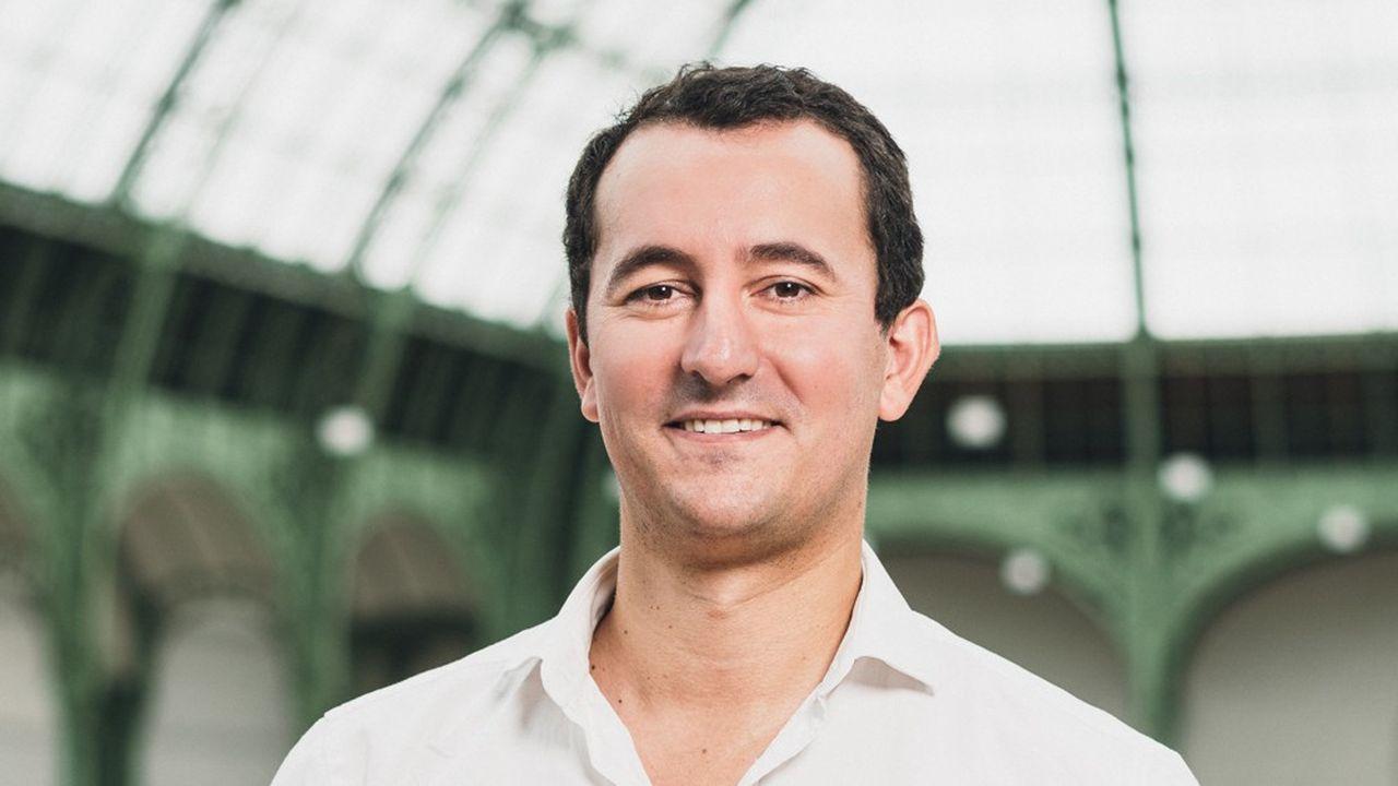 Santiago Lefebvre, président-fondateur de Change Now.