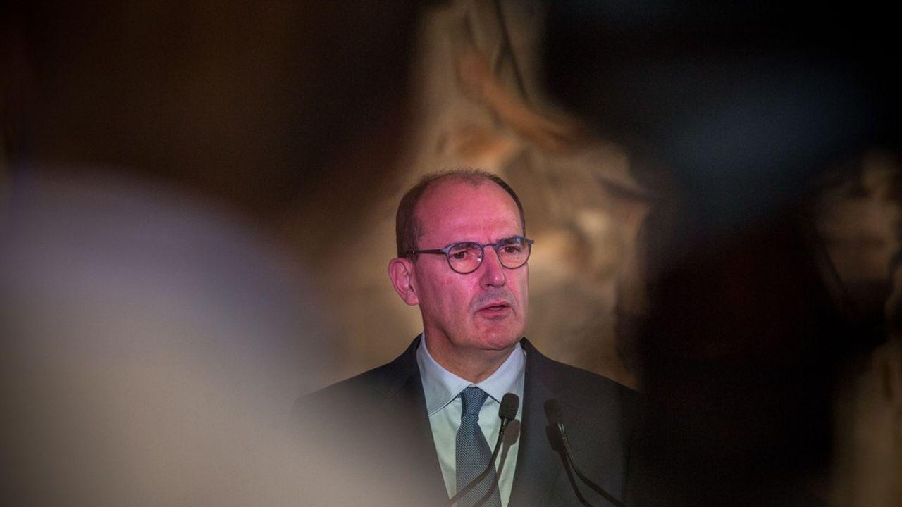 Le Premier ministre Jean Castex était ce lundi matin l'invité de la matinale de France Info.
