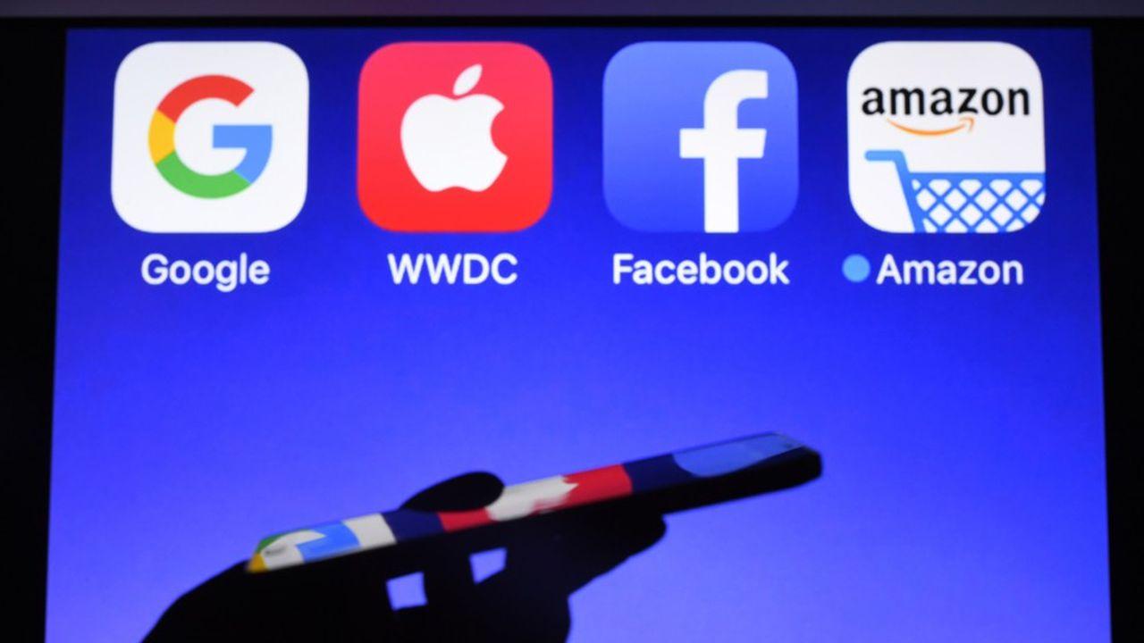 Difficile, si un tel scénario venait à se produire, d'envisager que Google, Facebook, Amazon et dans une moindre mesure Apple n'échappe au tour de vis.