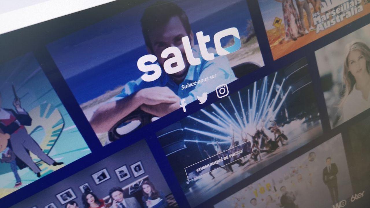 Salto va proposer notamment des séries avec quelques jours d'avance ou quelques inédits en France (déjà diffusés à l'étranger).