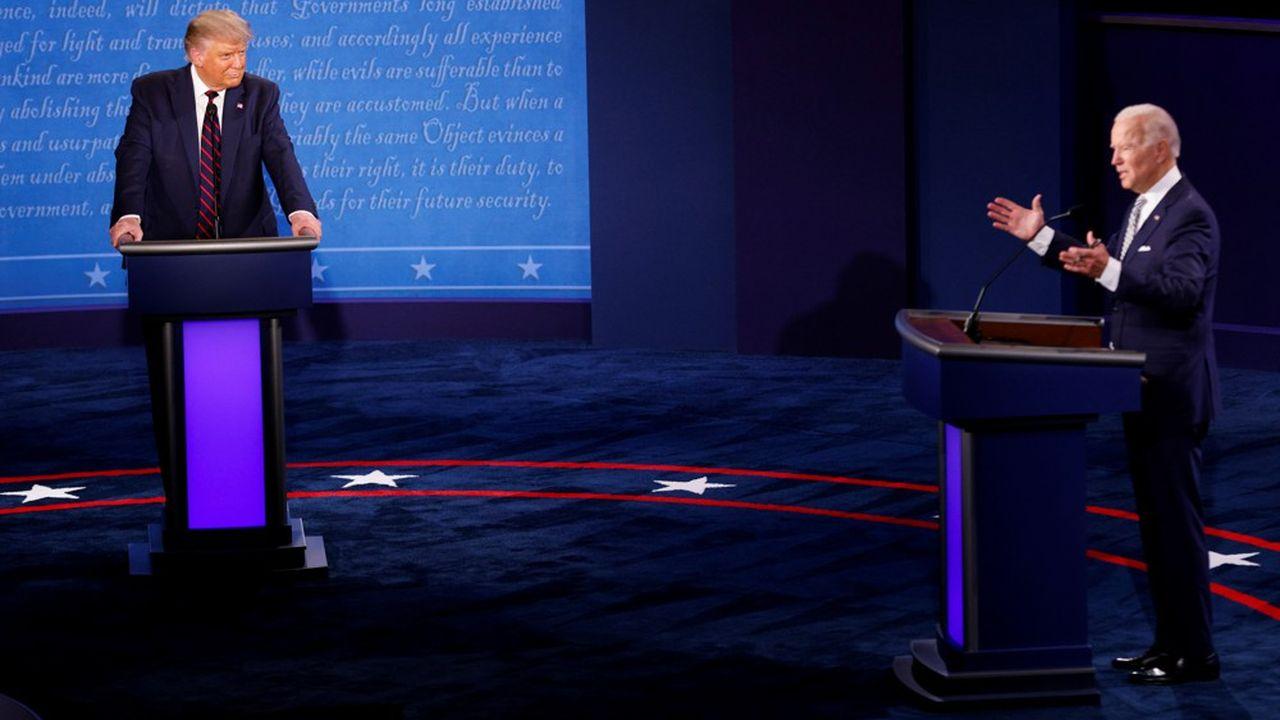 Le débat animé entre Donald Trump et Joe Biden préfigure-t-il l'état des marchés des changes le jour de l'annonce des résultats