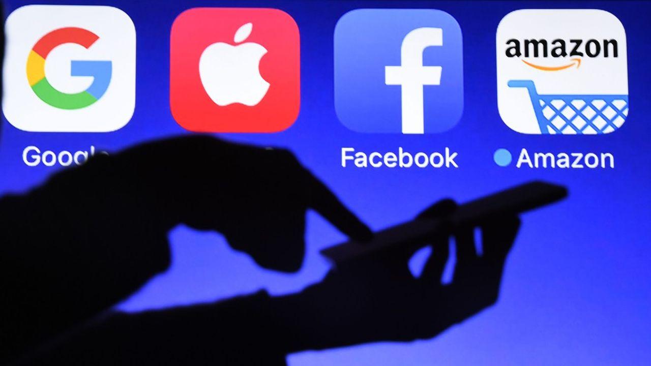 Les Etats-Unis voient d'un mauvais oeil les initiatives internationales visant à taxer leurs grands géants de la tech.