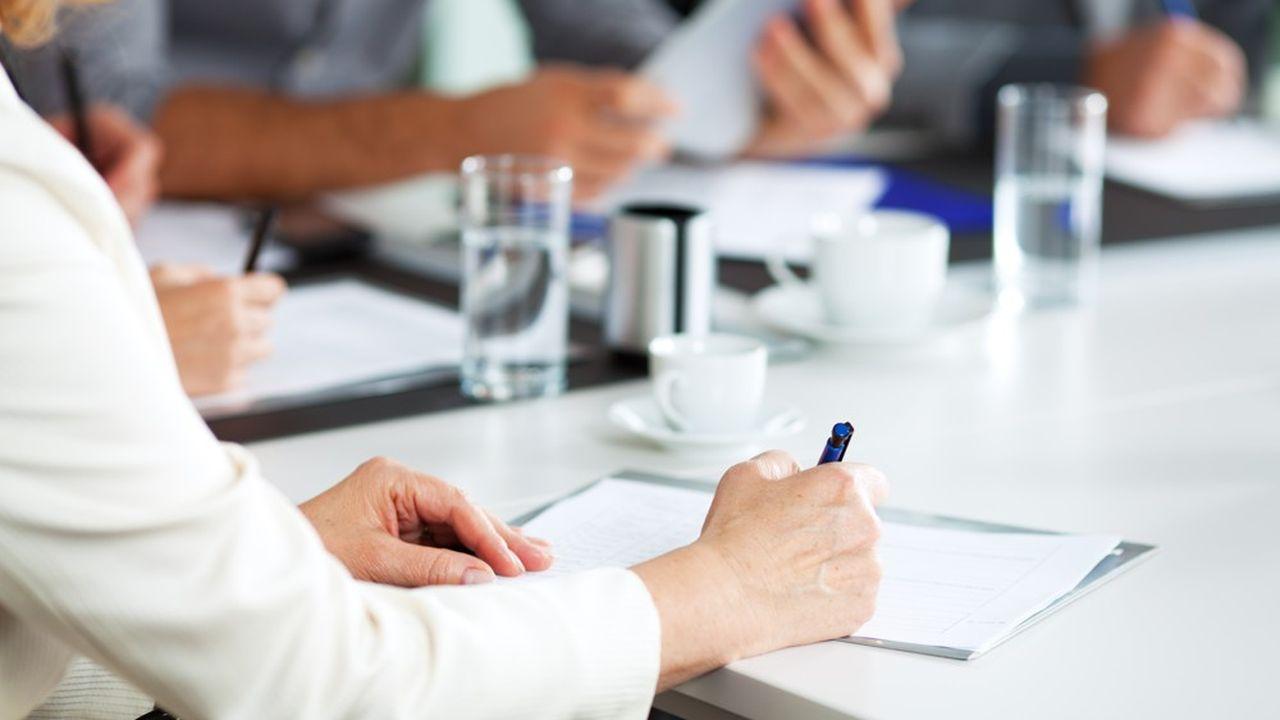 Plus de 50.000 conseils sociaux et économiques ont été élus en 2019 à la suite de la réforme du Code du travail de 2017 qui a fusionné CE, CHSCT et délégués du personnel.