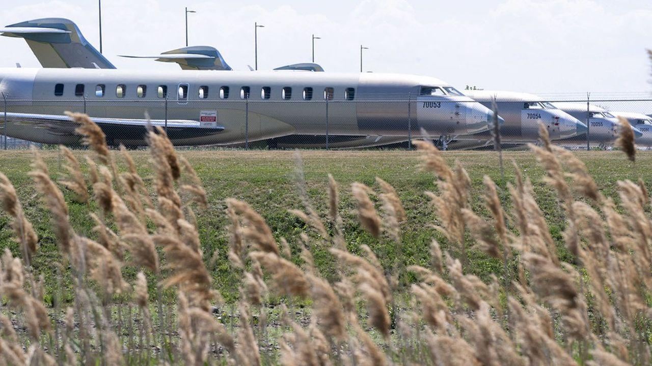 Le constructeur aéronautique Bombardier s'est tourné vers HPS, Ares et Apollo pour un prêt de 1milliard de dollars.