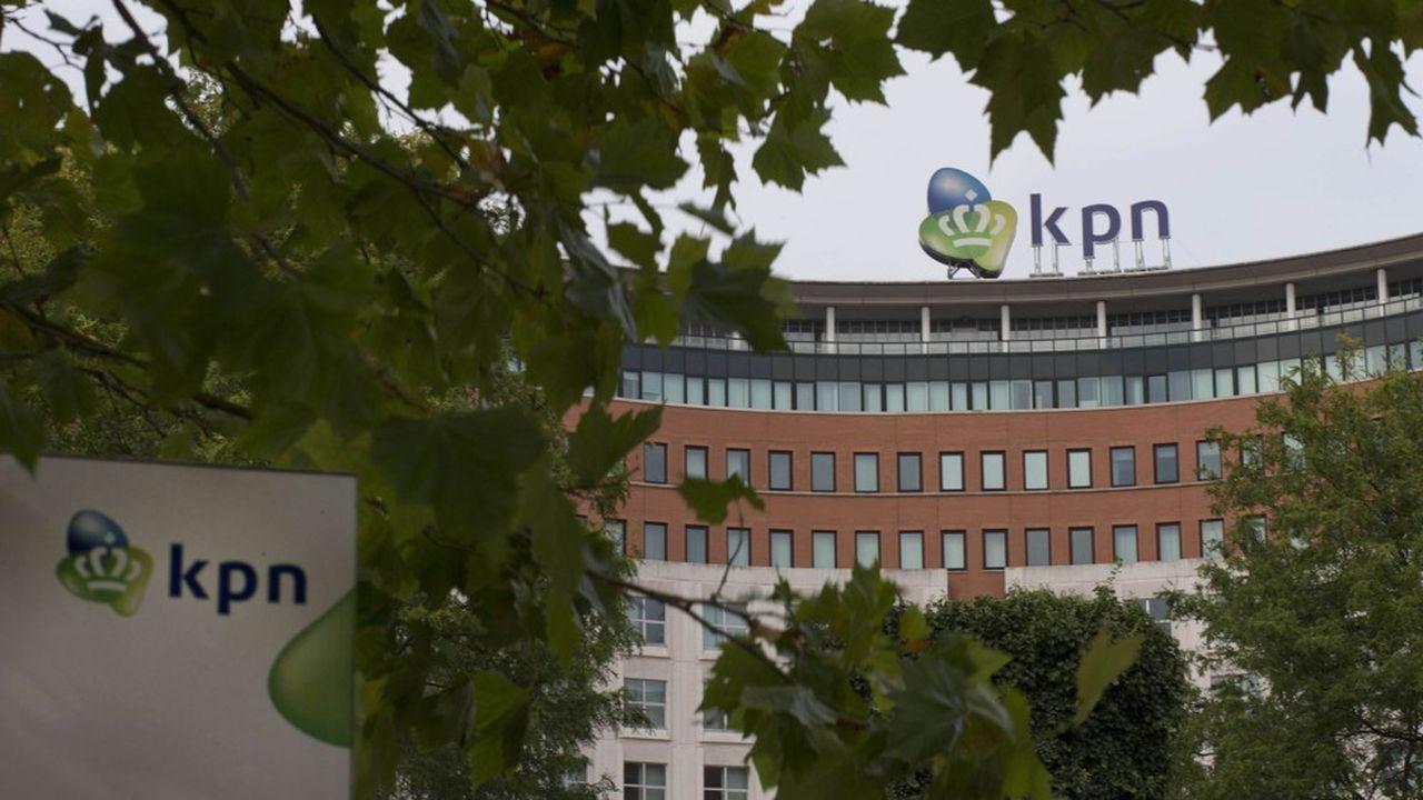 Le fonds d'investissement suédois EQT voudrait s'offrir l'opérateur historique néerlandais KPN.
