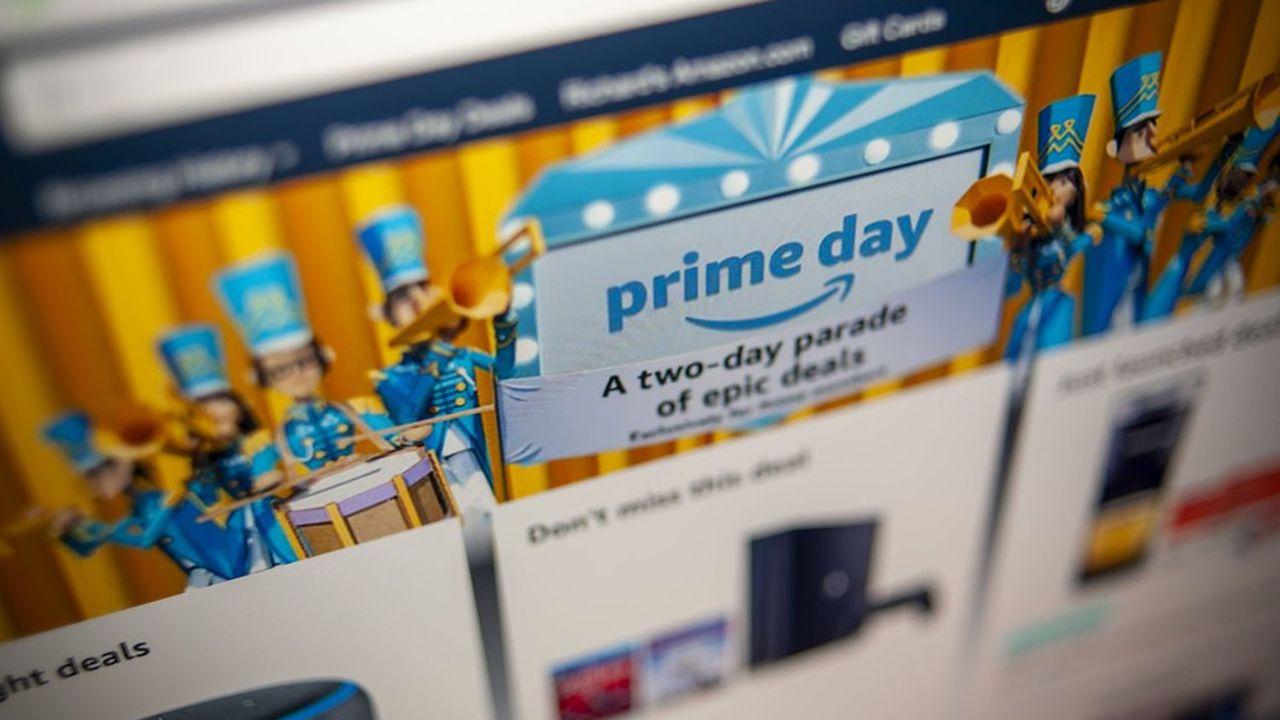 Le chiffre d'affaires mondial de ce Prime Day 2020 pourrait s'approcher du seuil des 10milliards de dollars.