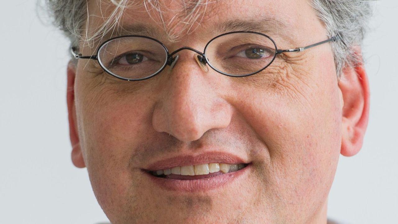 Olivier Laviolette, directeur de Syndex