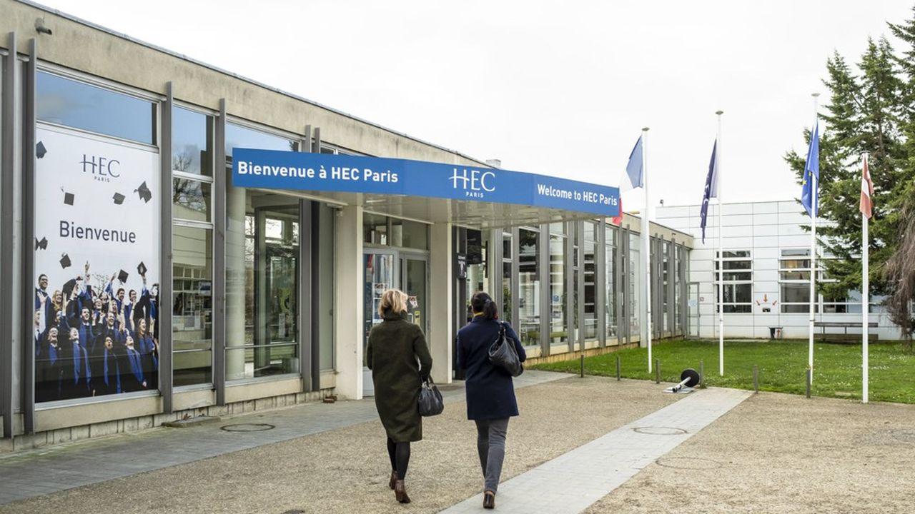 A HEC Paris, les frais de scolarité ont augmenté de 70% depuis 2007.