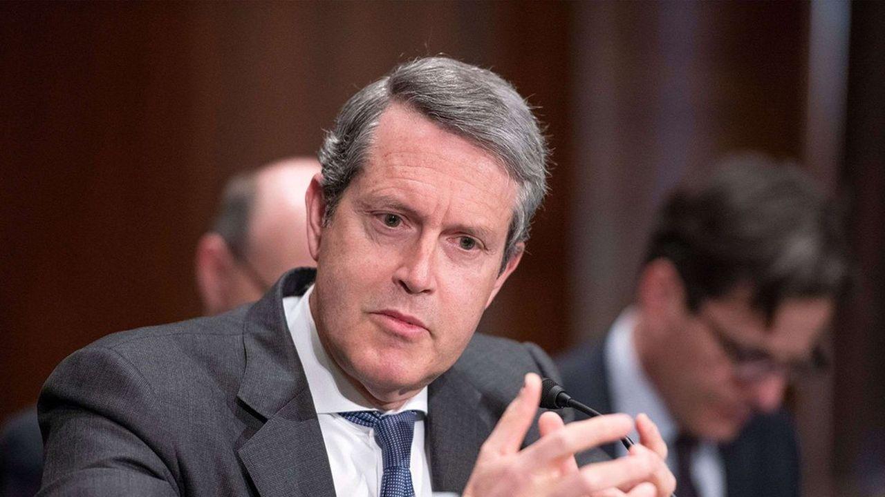 RandalQuarles, le président du Conseil de Stabilité Financière