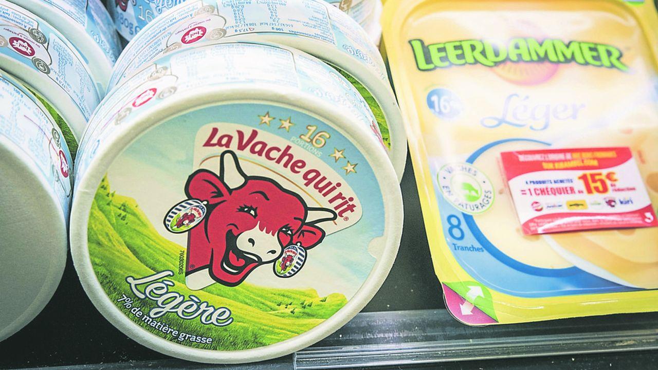 La Vache qui rit s'est complètement débarrassée de ses «nombreux additifs» pour être irréprochable.