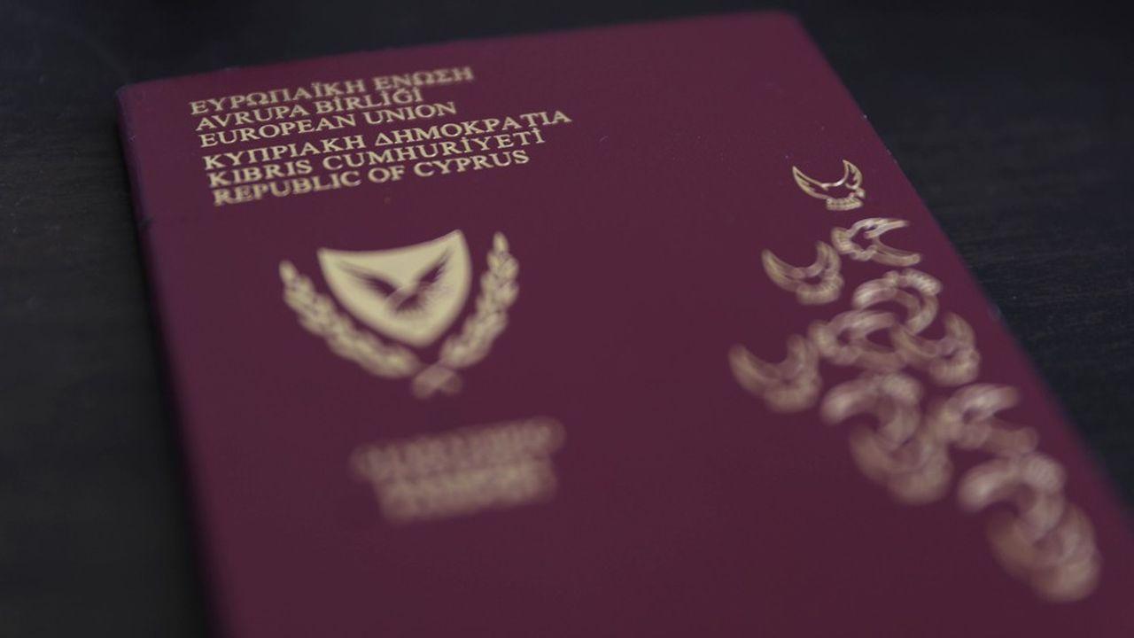 Chypre va mettre fin à son programme controversé, qui accorde un passeport en échange d'investissements dans le pays.