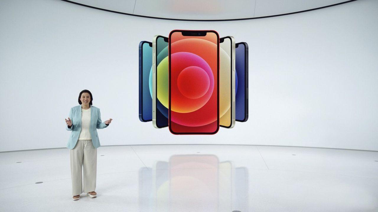 Les nouveaux téléphones fonctionnent avec mmWave, la 5G haute fréquence la plus avancée.