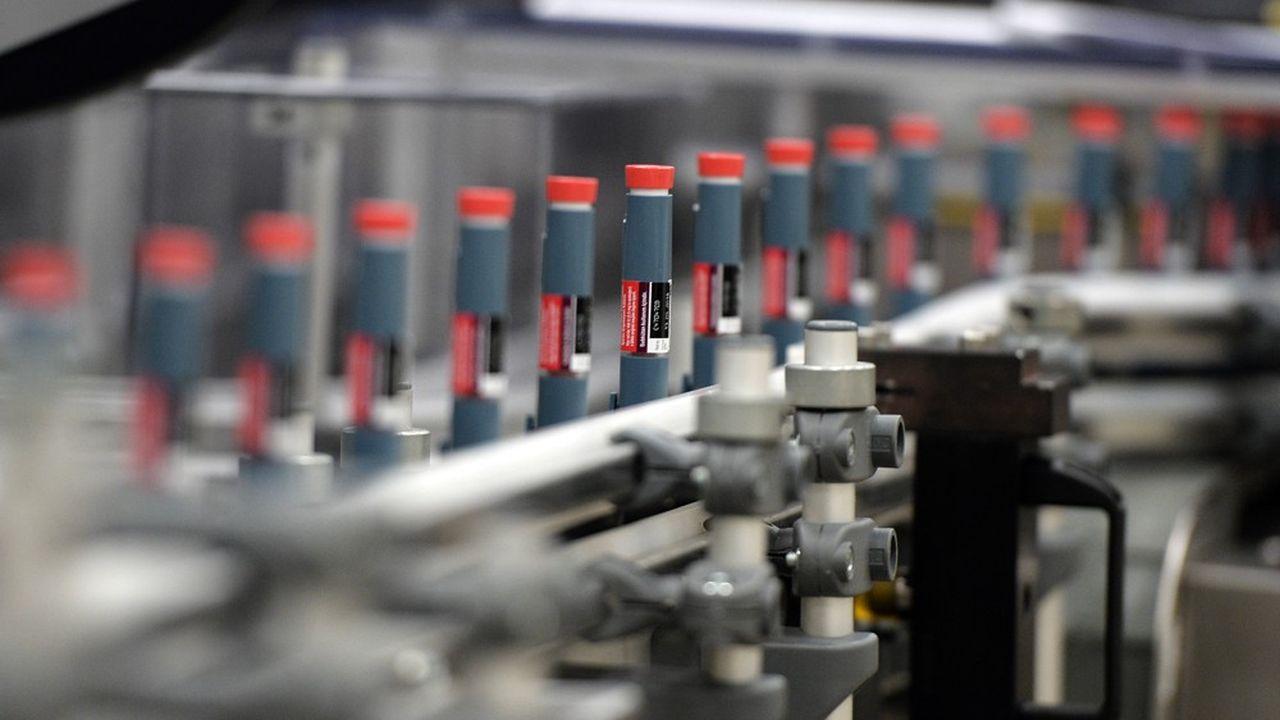Donald Trump a reçu des anticorps fabriqués par la société américaine Regeneron, et vanté leur efficacité après sa sortie d'hôpital.